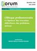 Bibliothèque numérique de Champ social.  Forum n°154 (mai 2018) [prêt numérique de 3 semaines] - URL