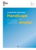 IGAS. Rapport Handicaps et emploi [pdf, 16 mo] - URL