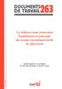 Violence sous protection. Expériences et parcours des jeunes récemment sortis de placement (rapport, Juin 2021)  - URL