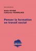 Champ social. (2021). N. Veyrié et C. Tourrilhes (dir.). Penser la formation en travail socail - URL